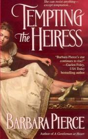 Cover of: Tempting the heiress
