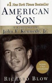 Cover of: American Son