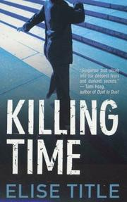 Cover of: Killing Time (A Natalie Price Mystery)