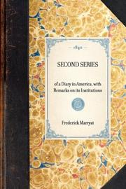 Cover of: Second Series
