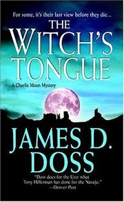 Cover of: The Witch's Tongue (A Charlie Moon Mystery)
