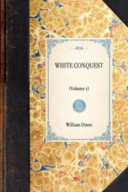 Cover of: White Conquest