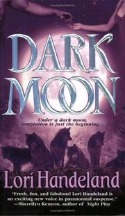 Cover of: Dark moon