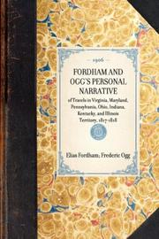 Cover of: Fordham and Ogg