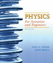 Cover of: Physics for Scientists and Engineers, Volume 2
