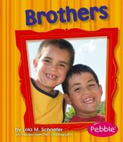 Cover of: Brothers (Families)