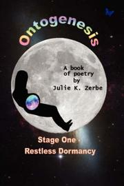 Cover of: Ontogenesis - Stage One