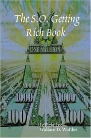 Cover of: The S.O. Getting Rich Book | LeTicia, Lee
