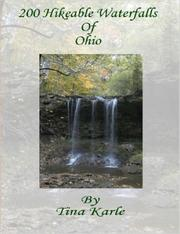 Cover of: 200 Hikeable Waterfalls of Ohio