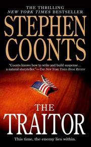 Cover of: The Traitor: A Tommy Carmellini Novel