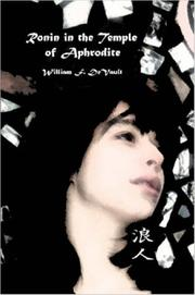 Cover of: Ronin in the Temple of Aphrodite