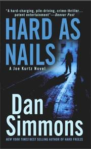 Cover of: Hard as Nails (A Joe Kurtz Novel)