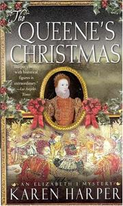 Cover of: The Queene's Christmas (Elizabeth I Mysteries, Book 6)