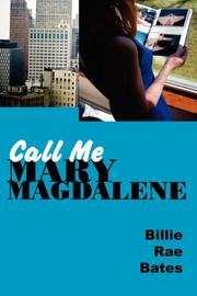 Cover of: Call Me Mary Magdalene