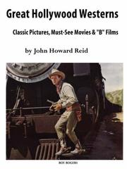 Cover of: GREAT HOLLYWOOD WESTERNS