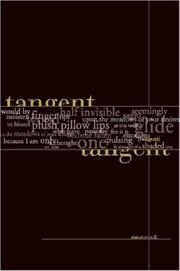 Cover of: tangent | Maurice, Still Jr.