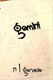 Cover of: Gemini