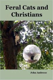 Cover of: Feral Cats and Christians | John, Ambrose