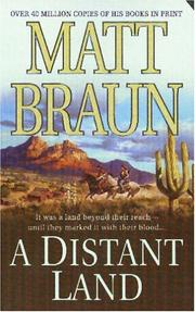 Cover of: A Distant Land (The Brannocks)