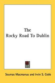 Cover of: The Rocky Road To Dublin
