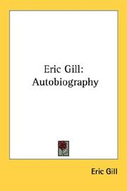 Cover of: Eric Gill: the engravings