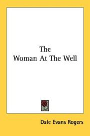 Cover of: The woman at the well