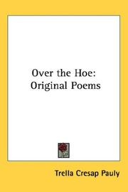 Cover of: Over the Hoe