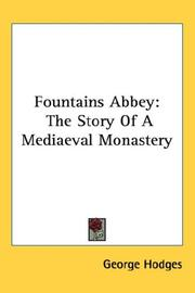 Cover of: Fountains Abbey