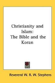 Cover of: Christianity and Islam