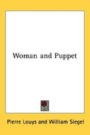Cover of: Woman and Puppet