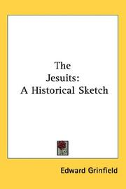 Cover of: The Jesuits