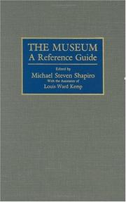 Cover of: The Museum |