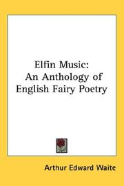 Cover of: Elfin Music