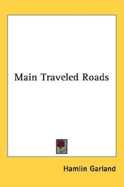 Cover of: Main Traveled Roads