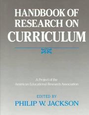 Handbook of research on curriculum