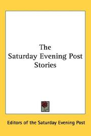 Cover of: The Saturday Evening Post Stories