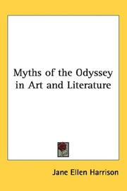 Cover of: Myths of the Odyssey in art and literature