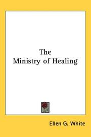 Cover of: The Ministry of Healing