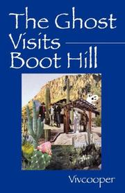Cover of: The Ghost Visits Boot Hill