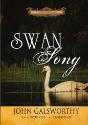 Cover of: Swan Song (Forsyte Chronicles)