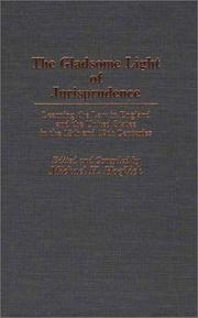 Cover of: The Gladsome light of jurisprudence |