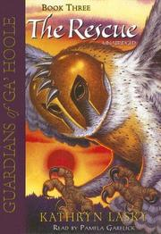 Cover of: The Rescue (Guardians of Ga'hoole) (Guardians of Ga'hoole)