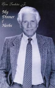 Cover of: My Dinner of Herbs | Efrem, Jr. Zimbalist