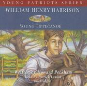 Cover of: William Henry Harrison (Young Patriots)