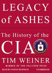 Cover of: Legacy of Ashes