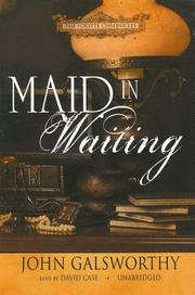 Cover of: Maid in Waiting (Forsyte Chronicles) |