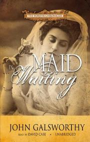 Cover of: Maid in Waiting (Forsyte Chronicles)