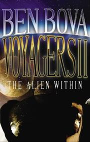 Cover of: Voyagers II: The Alien Within