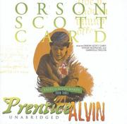 Cover of: Prentice Alvin [The Tales of Alvin Maker, Book 3]