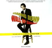 Cover of: Tearing Down the Wall of Sound